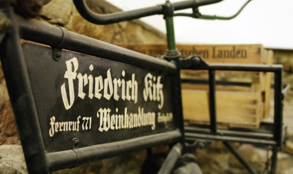 Fahrrad Friedrich Kitz