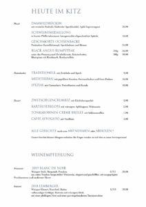 Weinstube Kitz Speisen Oktober 2020 2